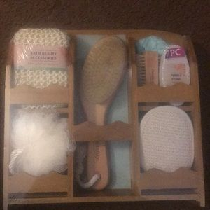 Essential Design Other Bath Gift Set Basket Poshmark